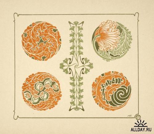 Combinaisons ornementales (1900)