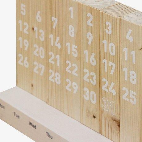 Ewiger Kalender von munito | MONOQI