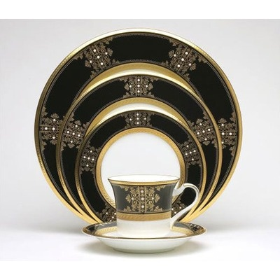 Noritake Evening Majesty Dinnerware Collection. My formal china. So ready to get it out of storage.