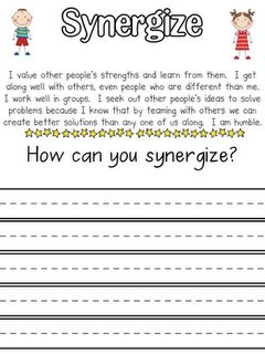 Printables 7 Habits Worksheets 1000 ideas about 7 habits activities on pinterest leader in me and school counselor