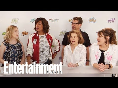 EW: Aisha Tyler Pitches A Hilarious Series Ending For 'Archer' | SDCC 2017 | Entertainment Weekly