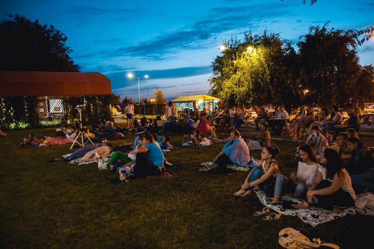 Кинотеатры под открытым небом в Москве Москва 2015