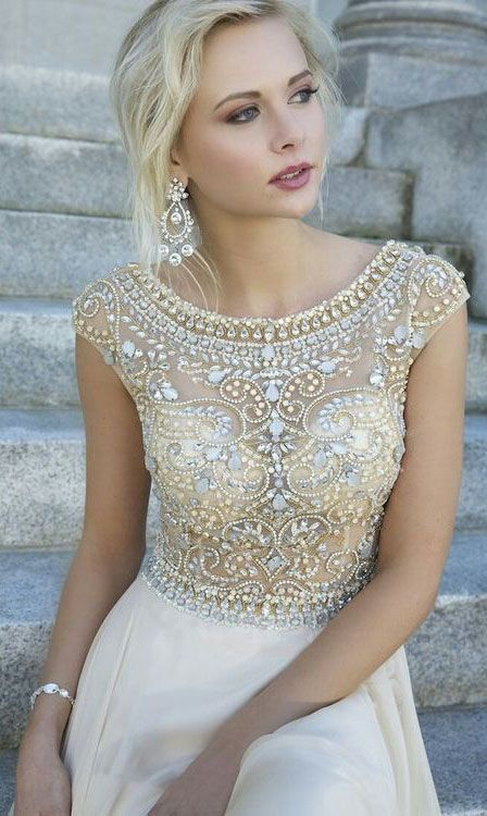 vintage wedding dress I love this so much