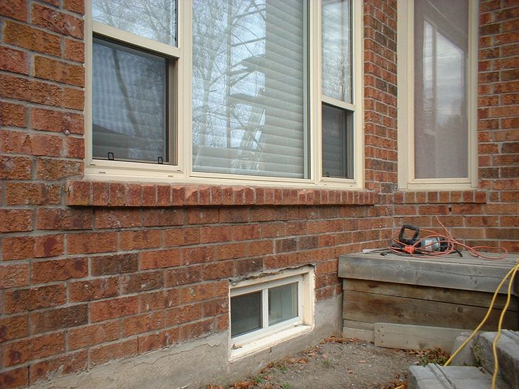 Deteriorating brick sills that needs replacing window sills pinterest bricks How to replace an exterior window