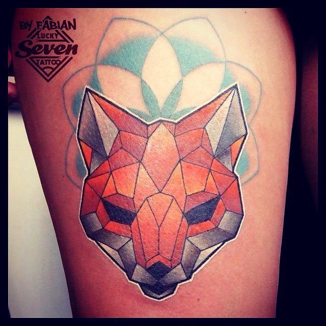 Done by fabian tattoo artist at lucky 7 tattoo studio for Studio 7 tattoo