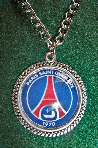 Paris Saint-Germain soccer teams pendants  sport by sportpendants