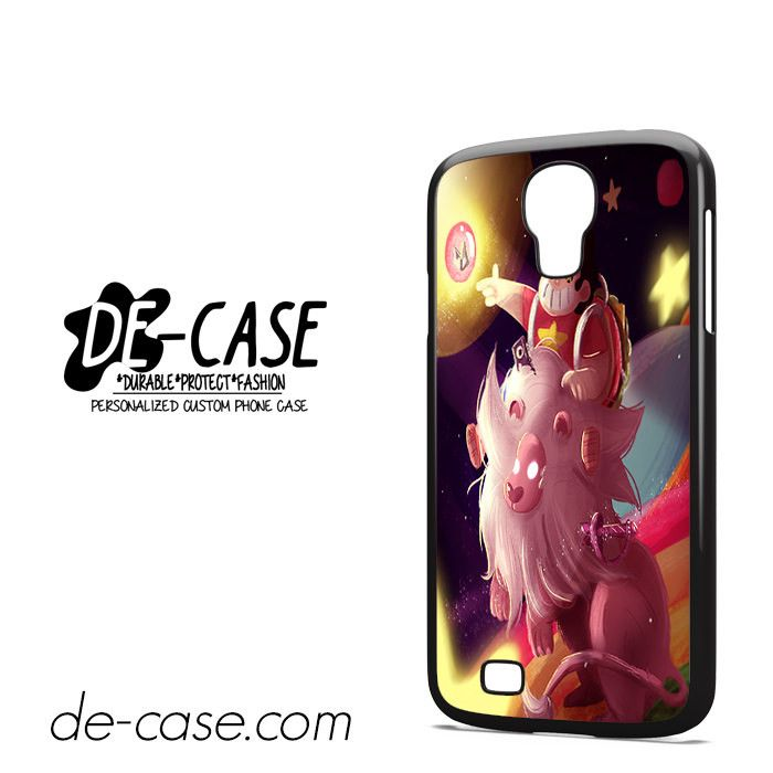 Steven Universe Lion On Sky DEAL-10149 Samsung Phonecase Cover For Samsung Galaxy S4 / S4 Mini