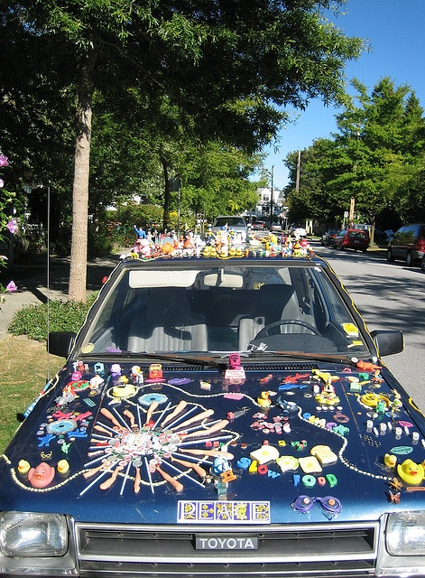 Art on Wheels2 by | absolute dC |, via Flickr