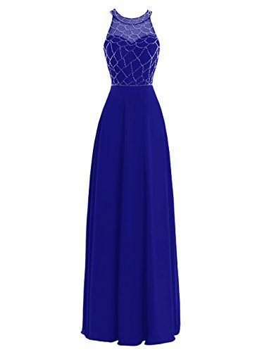 Fit n flare prom dresses on amazon