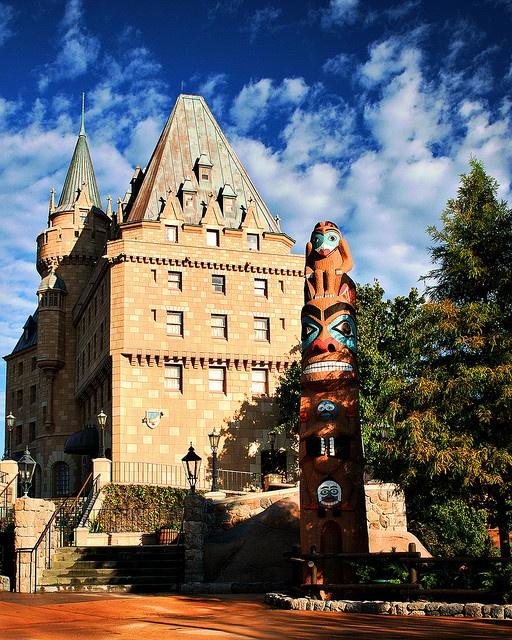 Epcot World Showcase, Canada