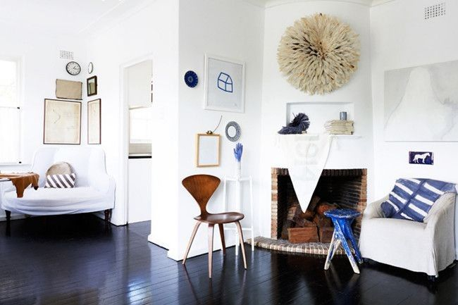 Object Lesson: The home of interiors stylist Megan Morton: Interiors stylist Megan Morton opens the doors to her Sydney home, where objects and artworks are mixed with a considered eye.