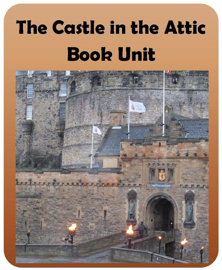 castle in the attic book report This castle reading response activity can be used as a group book report project for a novel that the whole class has read the castle in the attic by elizabeth.