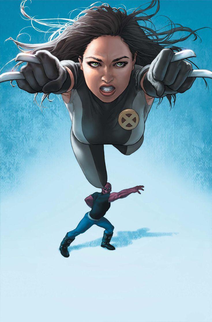 105 best images about x-23 on Pinterest | Auction, Comic ... X 23 Marvel