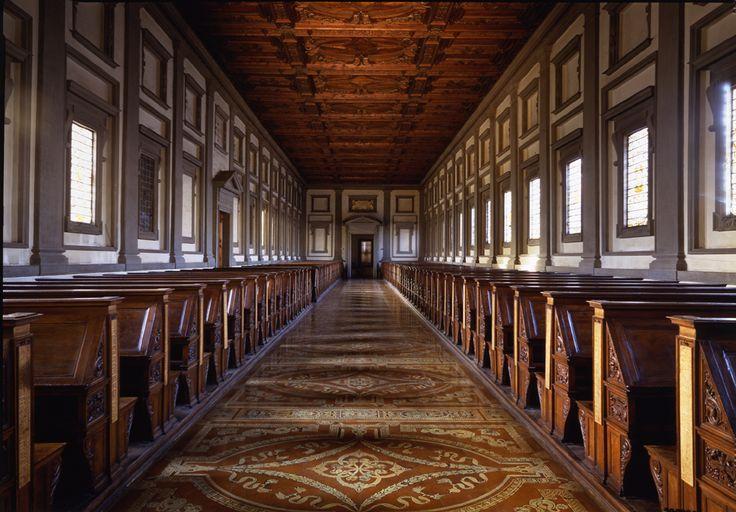 Biblioteca Laurenziana - Firenze