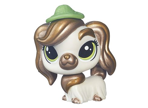 LITTLEST PET SHOP -hahmo Mossy Courtley