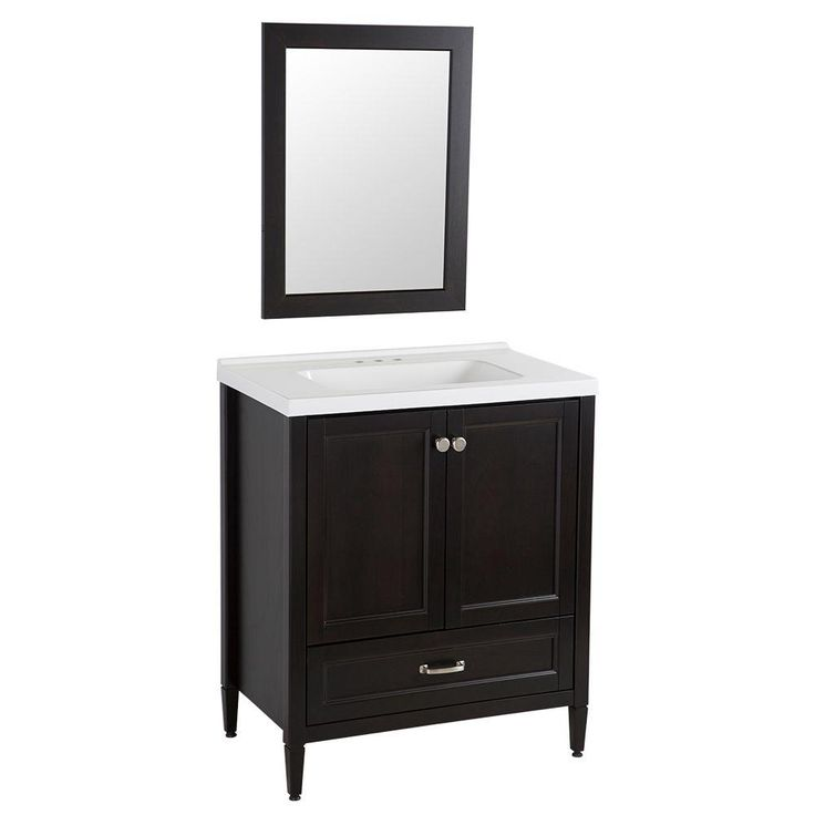 Home Decorators Collection Claxby 30 In Vanity In