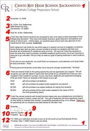 39 best Fundraising Letters  Appeals images on Pinterest