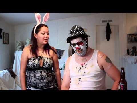 The Day After Easter: Clown Poses as Bunny for Crazed Hunters