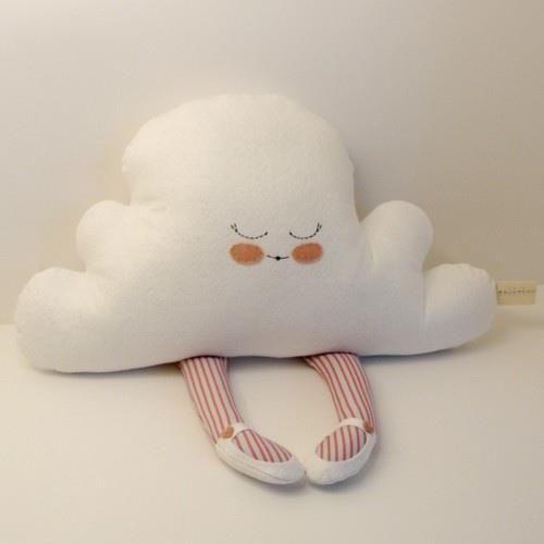 Almofada de nuvem :)