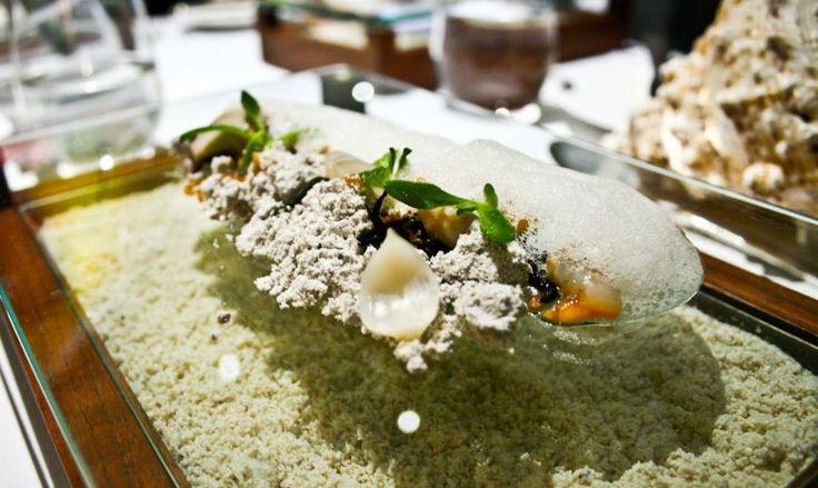 O experienta de neuitat. Cum arata o cina multisenzoriala la unul din cele mai bune restaurante din lume - www.foodstory.ro