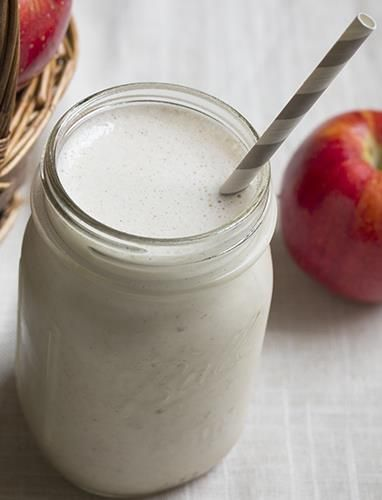 Skinny Apple Pie Protein Shake