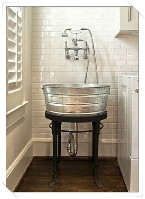 17 migliori idee su Lavanderia In Bagno su Pinterest  Lavanderia bagno combo, Lavanderia bagno ...