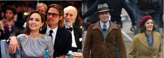 Brad Pitt reportedly cheated on Angelina Jolie with co-star ...