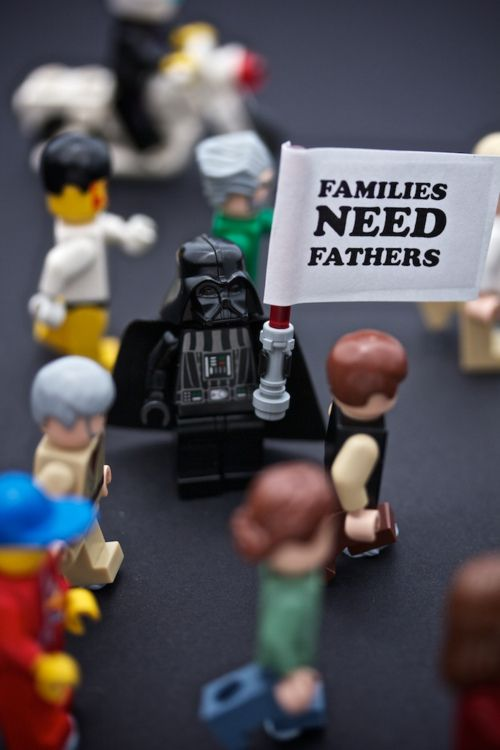 Families Need Fathers by David Travis