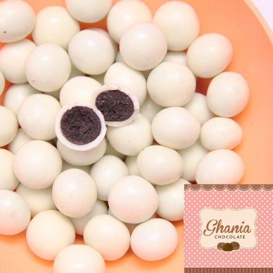 Delfi Pops Cookies | Cokelat putih isi Oreo | Rp 130.000/Kg