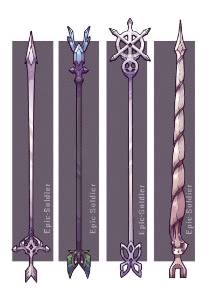 Arrows by Epic-Soldier on @DeviantArt | Weapon Concepts ...