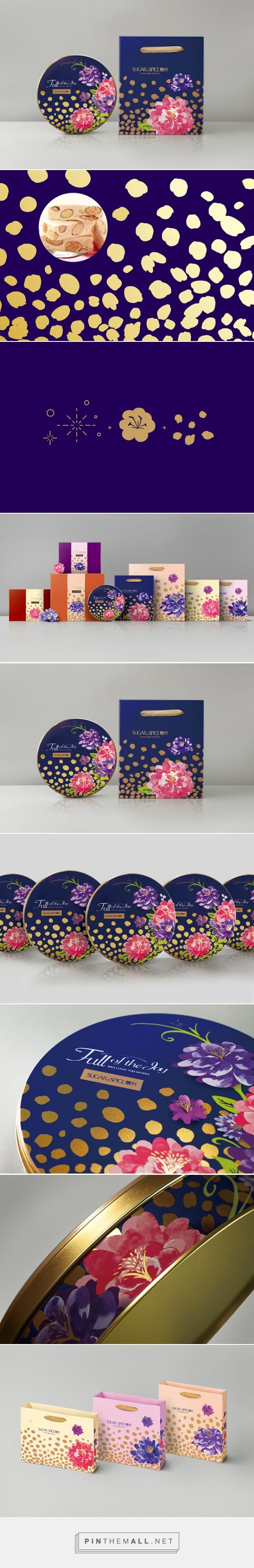 Full Of The Joy Milk Nougats on Packaging of the World - Creative Package Design Gallery... - a grouped images picture - Pin Them All