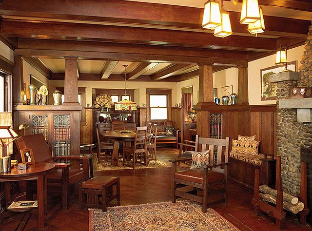 bungalow house interior. House Styles  The Craftsman Bungalow Best 25 interiors ideas on Pinterest wall