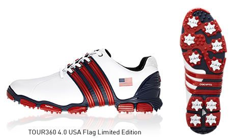 TaylorMade limited run U.S. Open golf shoes