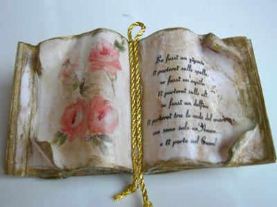 Laura fa: Libro scultura