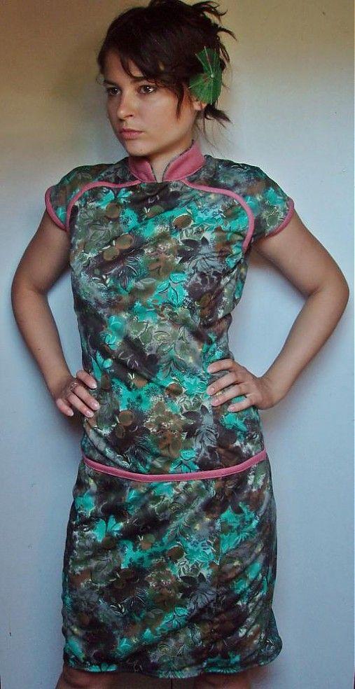 majoranka / Čínske šaty