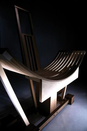 Chair   Sculpture Limited Production 01 Of 09 Design Riccardo Dalisi  Realization Mazzocca Wood Design Lab
