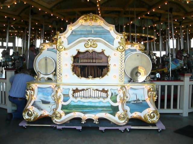 S A Organ Dachshund 168 best CAROUSEL ORGA...