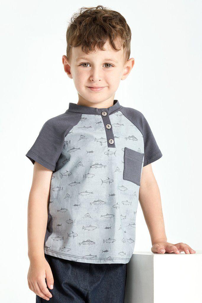 tshirt-ombre-gris-cokluch-mini-pe18-e