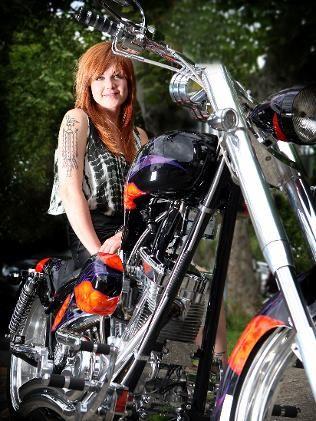 Ness Motorbike