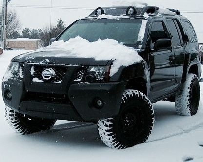 1000+ images about Nissan Xterra Project on Pinterest | Armors ...