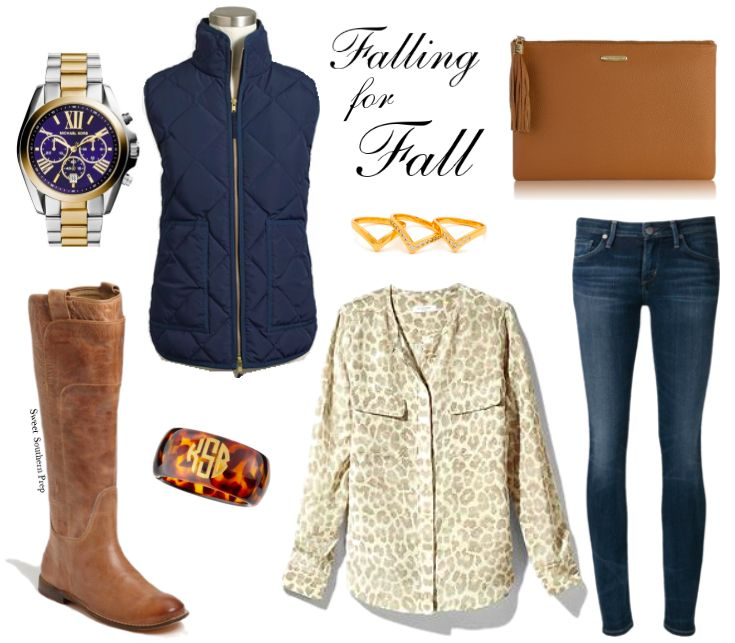 Sweet Southern Prep: Fashion Friday