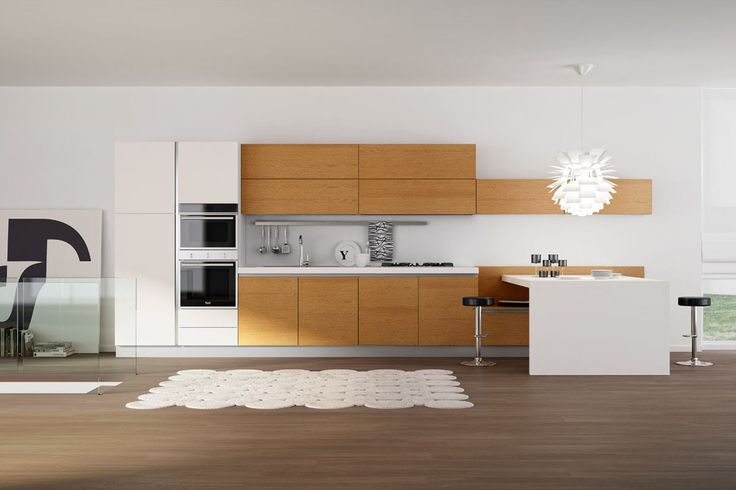 Born environments are essential for cooking and sharing, which does not give up the purity of the lines and the charm of contemporary aesthetics. Characteristic of this line is the use of the throat. http://www.spar.it/sp/it/arredamento/cucine-life-6.3sp?cts=cucine_moderne_life