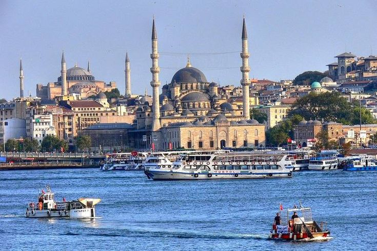 Most popular track for tourists travelling for 8 to 12 days to Turkey...
