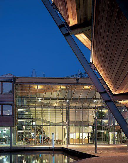 University of Nottingham: Jubilee Campus | Hopkins Architects