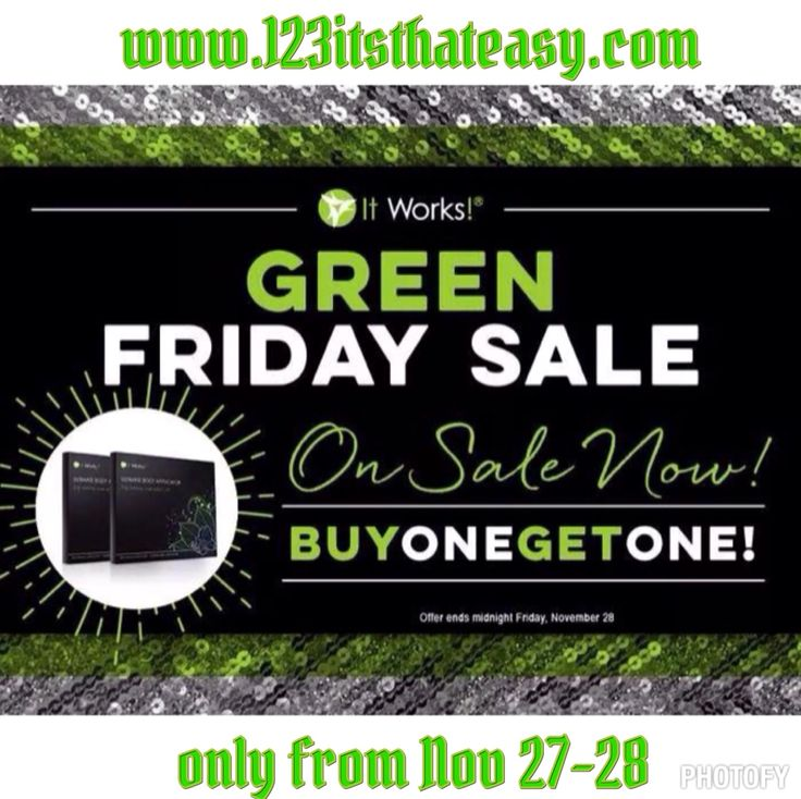 If you ever wanted to try a box of wraps today is the day. For the next 2 days buy one box of wraps and get one free. That's a saving of $59.99. What are you waiting for contact me today 204-299-9824 or csreid123@hotmail.comOr visit www.123itsthateasy.com to order direct from our store.