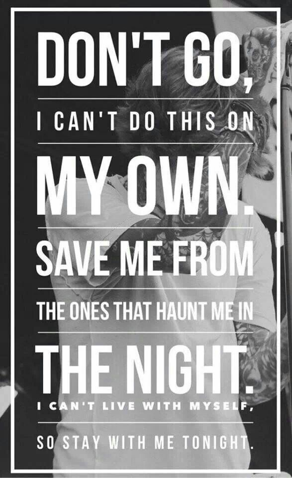 Lyric memories of a broken heart lyrics : 142 best Bands and stuff <3 images on Pinterest | All time low ...