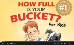 How Full Is Your Bucket. Run Time: 7min. The story is about a boy named Felix who learns how one's own interactions with others can have a profound effect on one's own happiness and that of others. Wow!