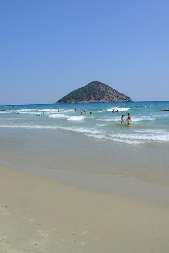 Thassos; #greek #island