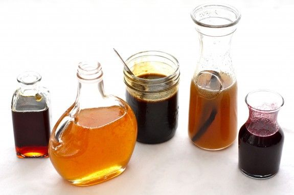 5 Simple, Natural Recipes for Homemade Pancake Syrup