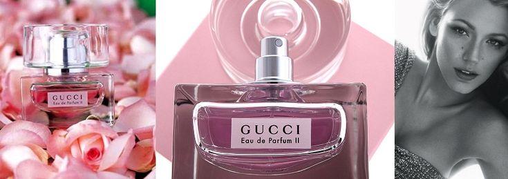 Gucci Eau de Parfum II női parfüm  http://www.parfumdivat.hu/parfumdivathazak/gucci-eau-de-parfum-ii-noi-parfum.html  Az örök nőiesség sugárzó és szexi képviselője. Gucci Eau de Parfum II csábító illat energikus és szenvedélyes nők számára, akik örömmel élvezik az életüket. A nyári gyümölcs üde illata csodálatosan frissítő, és további örömökre késztet. Szexi illat, mely elcsábítja és még inkább örömét fogja lelni az életben.